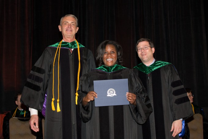 Dr. Elie inducted as a fellow of the American College of Critical Care Medicine at the Convocation held at the national meeting on February 22, 2016.