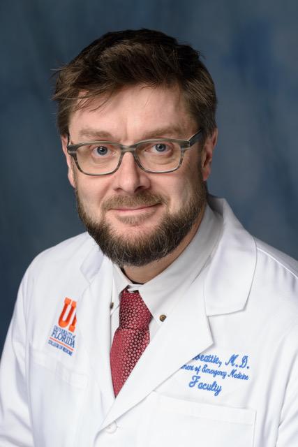 Lars Beattie, MD, MS, FACEP » Department of Emergency