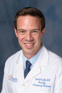 David Crabb, M.D.