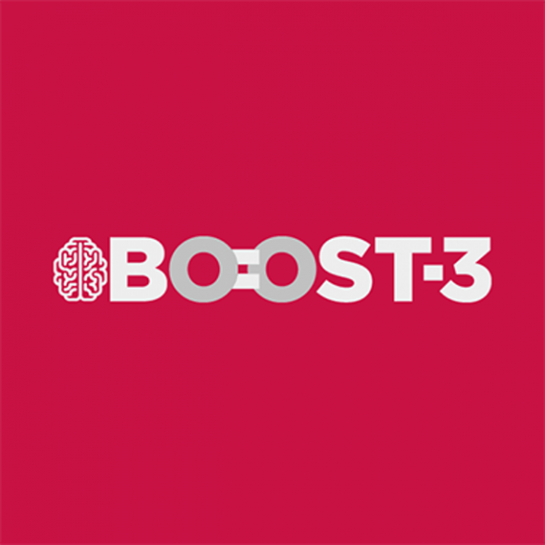 BOOST-3 Logo